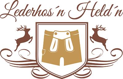 Lederhosen Helden Retina Logo