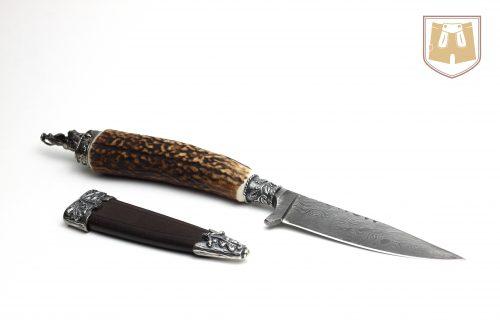 Graviertes Trachtenmesser, passend für jeder Trachtenlederhose