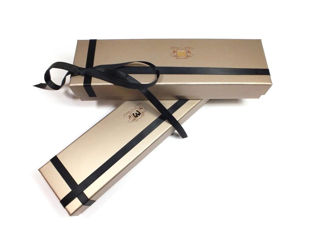 Geschenkverpackung Trachtenmesser für die Lederhose